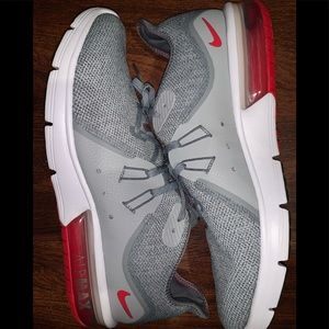 Nike air max sequent 3 cool grey size 12